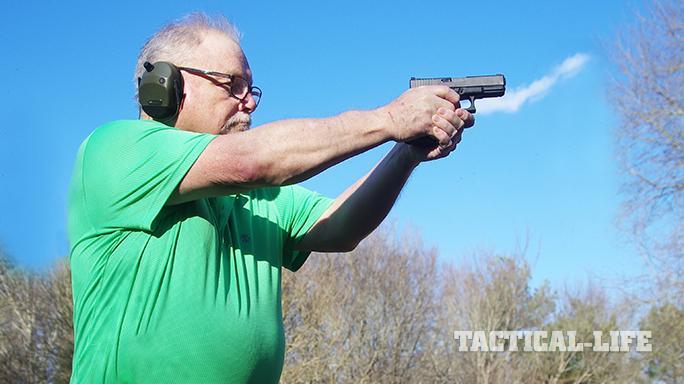Vickers Tactical Glock 19 pistol test