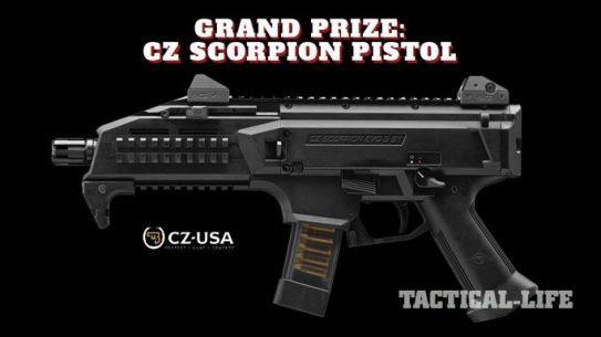 Tactical-Life.com Survey CZ Scorpion Pistol
