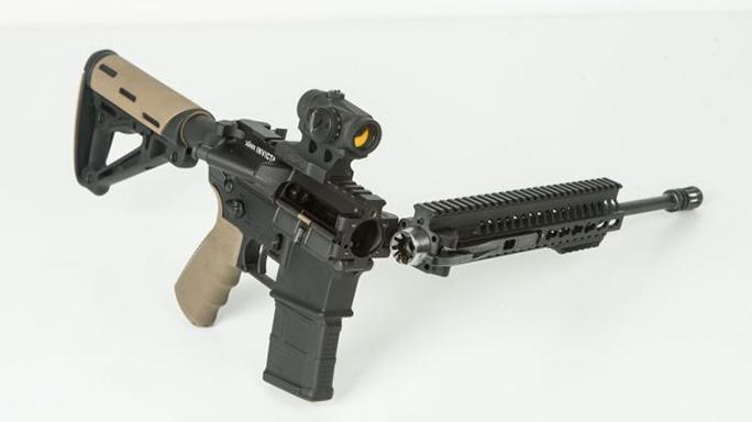 F&D Defense XAR Invicta rifle