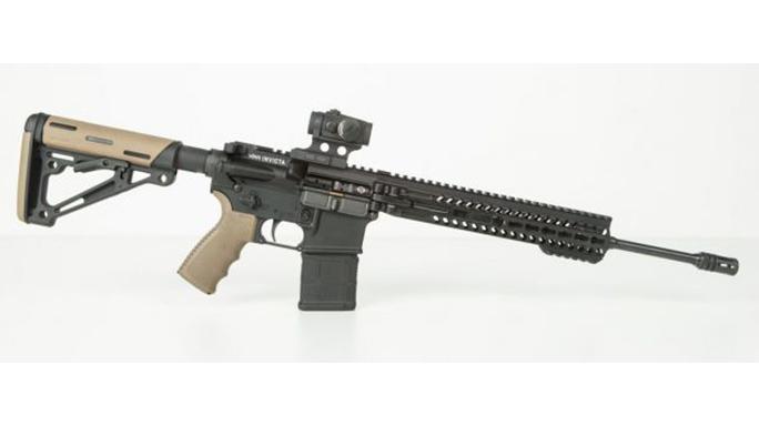 F&D Defense XAR Invicta rifle right profile