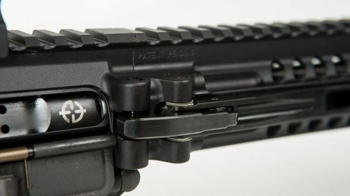 F&D Defense XAR Invicta rifle latch