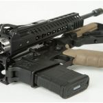 F&D Defense XAR Invicta rifle folded