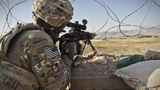 Interim Combat Service Rifle 2017 M4 Carbine replacement