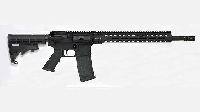 Colt Trooper Patrol Carbine 5.56mm rifle right