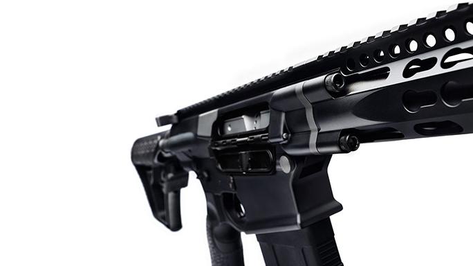 Daniel Defense DD5V2 Rifle August 2017 side