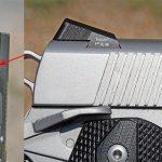 Dropped Gun Inertia Discharge firing pin safety