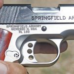 Dropped Gun Inertia Discharge Springfield Armory