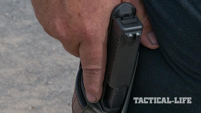 Glock 41 Gen4 .45 ACP holster