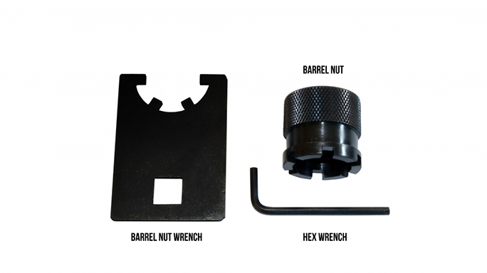 Samson SXS Lightweight screws