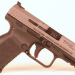 Police Handgun Sidearms Canik TP9 right