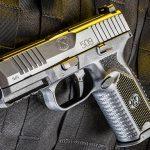 Police Handgun Sidearms FN 509 left