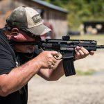 Sig Sauer MCX Rattler release firing