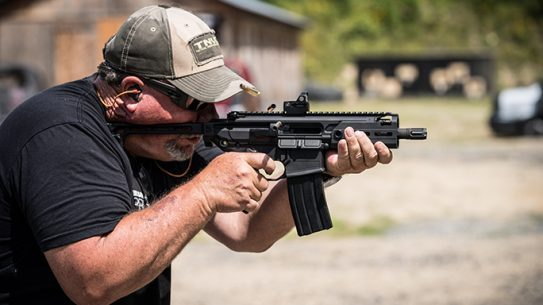 Sig Sauer MCX Rattler release lead