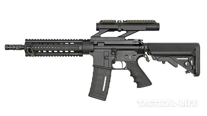 Steyr STM-556/RS-556 rifle left profile