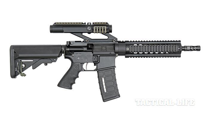Steyr STM-556/RS-556 rifle shorter barrel