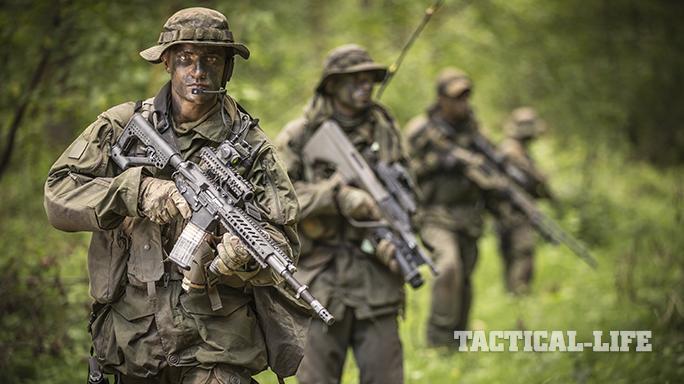 Steyr STM-556/RS-556 Rifle warfare