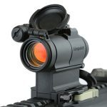Aimpoint CompM5 mounted