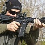 Bravo Company Carbine full auto test