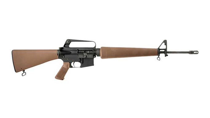 brownells m16a1 rifle brown