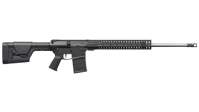 CMMG Mk 3 DTR2 rifle