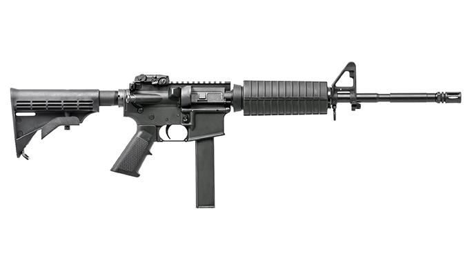 CMMG Mk 9LE rifle