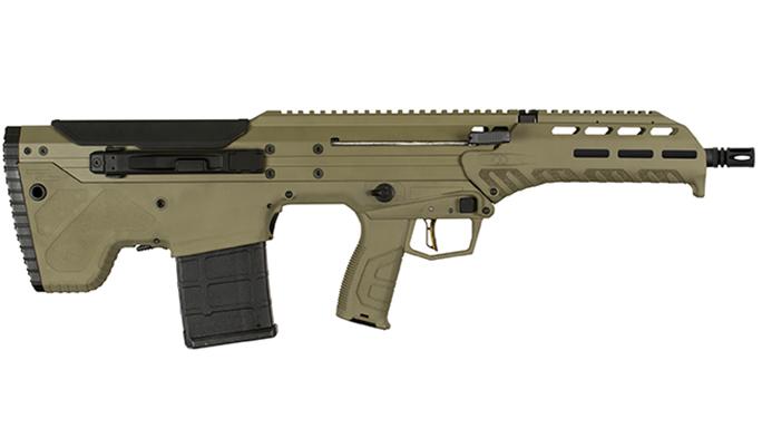 Desert Tech MDR bullpups and takedown rifles