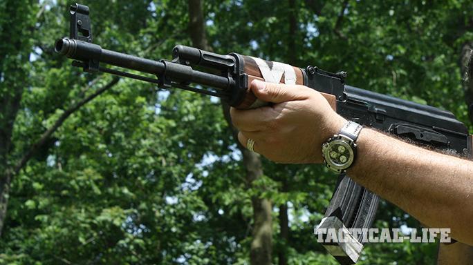 german sport guns rebel ak rifle test