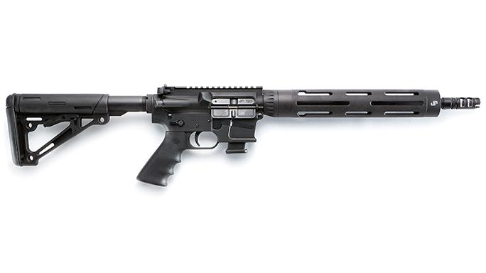 JP Enterprises GMR-15 bullpups and takedown rifles