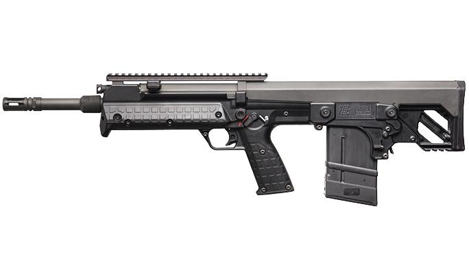Kel-Tec RFB bullpups and takedown rifles