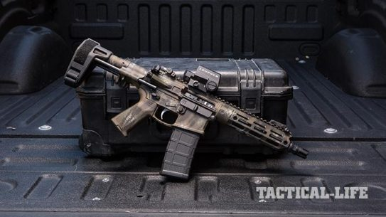 Modern Outfitters MC6 PDW rifle
