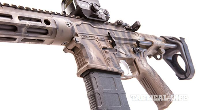 Modern Outfitters MC6 PDW rifle camo finish