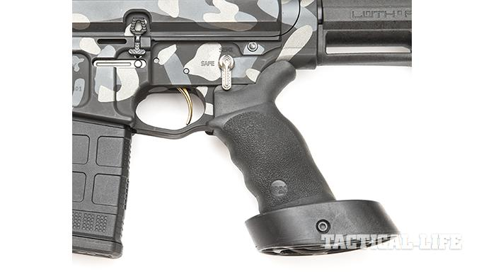 Patriot Weaponry B-17 rifle grip and trigger
