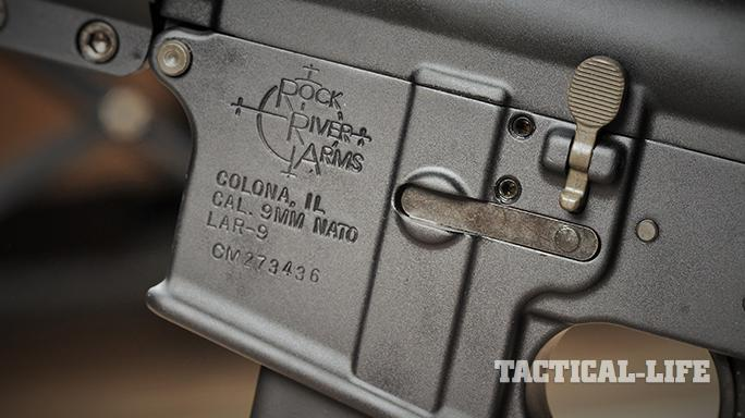 Rock River Arms LAR-9 R9 rifle receiver