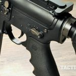 Rock River Arms LAR-9 R9 rifle grip and safety