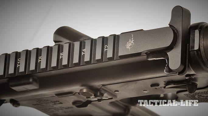 Rock River Arms LAR-9 R9 rifle top rail
