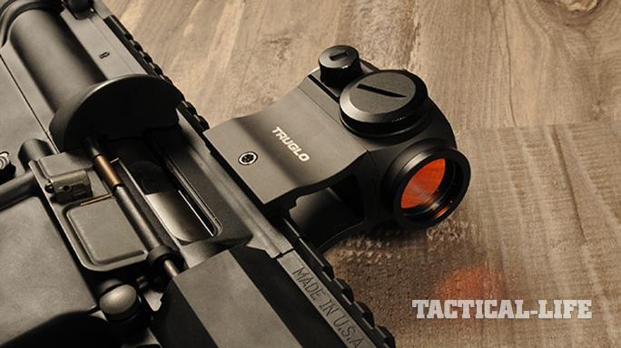 Rock River Arms LAR-9 R9 rifle truglo sight