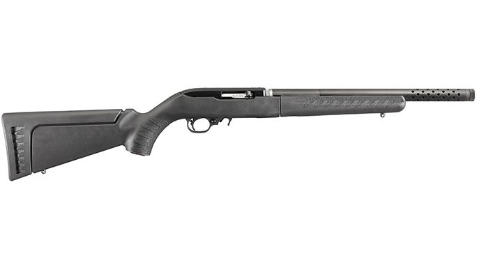 Ruger 1022 Takedown Lite bullpups and takedown rifles