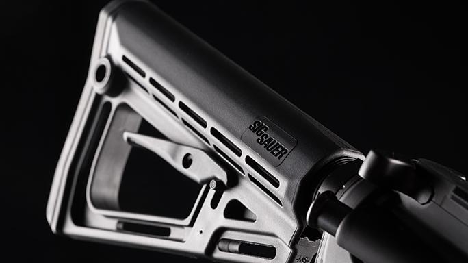 Sig Sauer's M400 Elite rifle stock