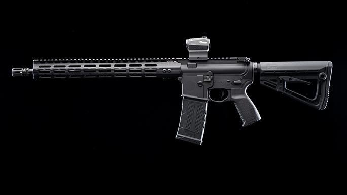 Sig Sauer's M400 Elite rifle left profile