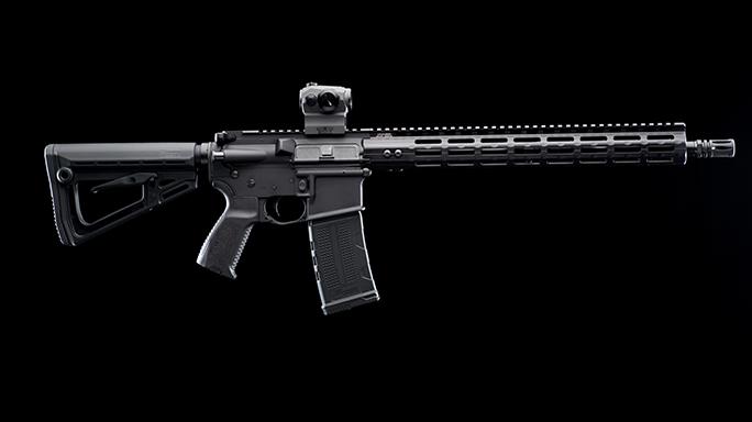 Sig Sauer's M400 Elite rifle right profile