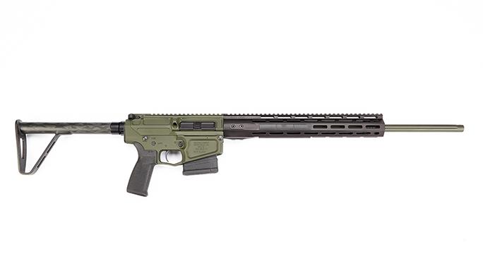 Wilson Combat Hunter Ultimate rifle right profile