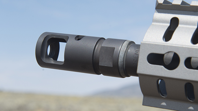 CMMG MkW ANVIL Rifle 6.5 Grendel video brake