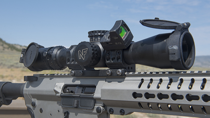CMMG MkW ANVIL Rifle 6.5 Grendel video Nightforce Optics