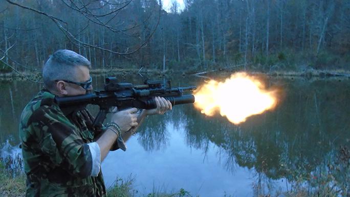 Combat Handgun Information Age long guns