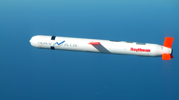 Combat Handgun Information Age Raytheon Tomahawk cruise missile