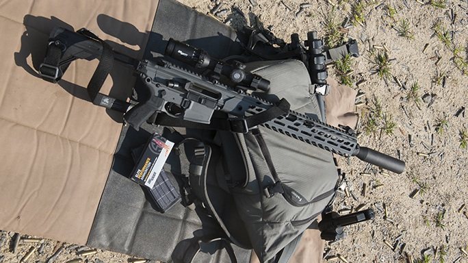 MCX Virtus Rifle video DMR