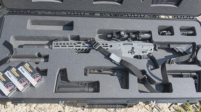 MCX Virtus Rifle video kit