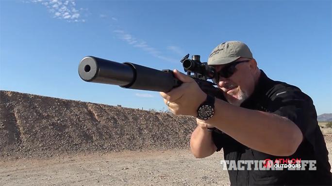 Tactical Solutions TSAR-300 rifle