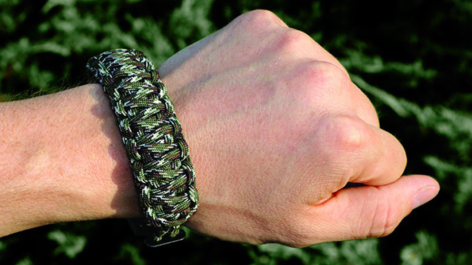 Outdoor Edge Para-Claw bracelet wrist
