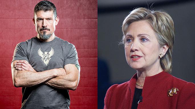 Kris Tanto Paronto Hillary Clinton Twitter roast